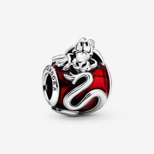 Pandora Disney Mulan Mushu Charm